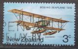 Poštovní známka Nový Zéland 1973 Poštovní letadlo Boeing BW Mi# 633