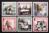 Poštovní známky Jižní Georgie 2011 Domácí zvířata TOP SET Mi# 519-24 Kat 19€