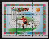 Poštovní známka Rás al-Chajma 1970 MS ve fotbale Mi# Block 79 A Kat 8€