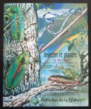 Poštovní známka Burundi 2012 Hmyz, brouci Mi# Block 231 Kat 9€