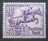 Poštovní známka Německo 1936 LOH Berlín, parkur Mi# 616 Kat 45€