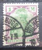 Poštovní známka Německo 1920 Germania Mi# 150