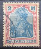 Poštovní známka Německo 1920 Germania Mi# 152