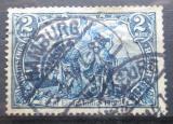 Poštovní známka Německo 1906 Unie severního a jižního Německa Mi# 95 A I