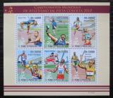 Poštovní známky Svatý Tomáš 2010 Halové MS v lehké atletice Mi# 4529-34 Kat 12€