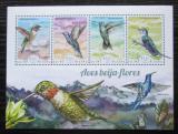Poštovní známky Guinea-Bissau 2014 Kolibříci Mi# 7410-13 Kat 14€