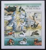 Poštovní známky Dominika 1998 Mořští ptáci Mi# 2520-31 Kat 10€