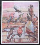 Poštovní známky Libérie 2000 Tropičtí ptáci Mi# 3019-24 Kat 10€