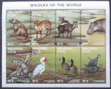 Poštovní známky Maledivy 1996 Fauna Mi# Mi# 2717-24 Kat 11€