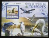Poštovní známka Komory 2009 Volavky Mi# 2422 Kat 15€
