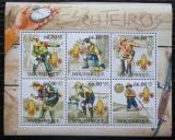 Poštovní známky Mosambik 2011 Skauti Mi# 5274-79 Kat 23€