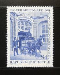 Poštovní známka Rakousko 1974 Den známek Mi# 1471 - zvětšit obrázek