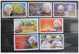 Poštovní známky Nikaragua 1980 LOH Moskva Mi# 2091-97 b Kat 35€ - zvětšit obrázek