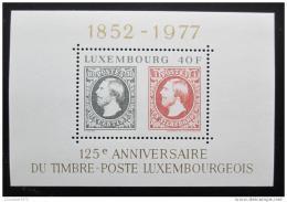 Poštovní známka Lucembursko 1977 První známky Mi# Block 10 - zvětšit obrázek