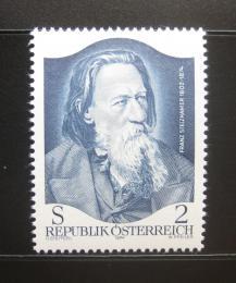 Poštovní známka Rakousko 1974 Franz Stelzhamer, básník Mi# 1460 - zvětšit obrázek