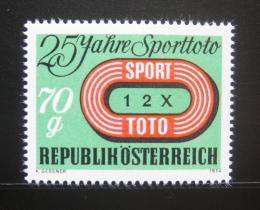 Poštovní známka Rakousko 1974 Rakouská loterie Mi# 1468 - zvětšit obrázek