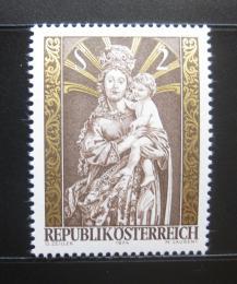 Poštovní známka Rakousko 1974 Vánoce Mi# 1472 - zvětšit obrázek