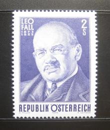 Poštovní známka Rakousko 1975 Leo Fall, skladatel Mi# 1492 - zvětšit obrázek
