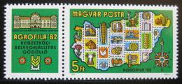 Poštovní známka Maďarsko 1982 Výstava AGROFILA Mi# 3575 - zvětšit obrázek