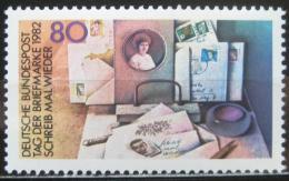 Poštovní známka Německo 1982 Den známek Mi# 1154 - zvětšit obrázek