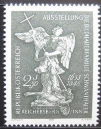 Poštovní známka Rakousko 1974 Svatý Michal Mi# 1449 - zvětšit obrázek