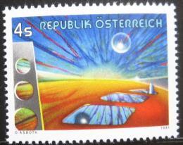 Poštovní známka Rakousko 1981 Umění, Oscar Asboth Mi# 1687 - zvětšit obrázek