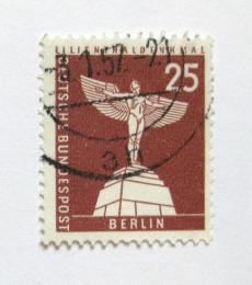 Poštovní známka Západní Berlín 1956 Památník Mi# 147 - zvětšit obrázek