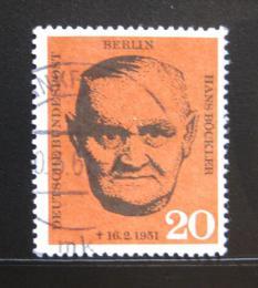 Poštovní známka Západní Berlín 1961 Hans Bockler Mi# 197 - zvětšit obrázek