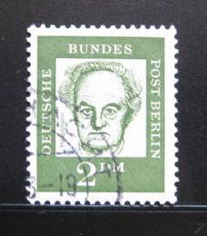 Poštovní známka Západní Berlín 1961 Gerhart Hauptmann Mi# 213 - zvětšit obrázek