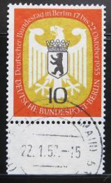 Poštovní známka Západní Berlín 1955 Znak Berlína Mi# 129 - zvětšit obrázek
