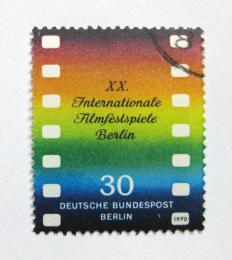 Poštovní známka Západní Berlín 1970 Filmový festival Mi# 358 - zvětšit obrázek