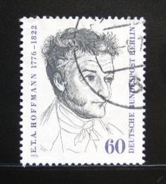 Poštovní známka Západní Berlín 1972 E. T. A. Hoffmann Mi# 426 - zvětšit obrázek