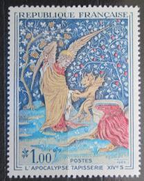 Poštovní známka Francie 1965 Umění Mi# 1527 - zvětšit obrázek