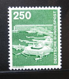 Poštovní známka Německo 1982 Letiště Mi# 1137 Kat 4.50€ - zvětšit obrázek
