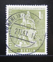 Poštovní známka Západní Berlín 1956 Monument Mi# 153 - zvětšit obrázek