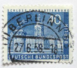 Poštovní známka Západní Berlín 1957 Charlottenburg Mi# 149 Kat 10€ - zvětšit obrázek