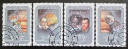 Poštovní známky Guinea 2014 Galileo Galilei Mi# 10807-10 20€ - zvětšit obrázek