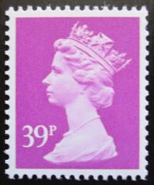 Poštovní známka Velká Británie 1992 Královna Alžběta II. Mi# 1362 C - zvětšit obrázek
