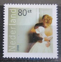 Poštovní známka Nizozemí 1999 Ženich a nevěsta Mi# 1734 - zvětšit obrázek