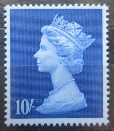 Poštovní známka Velká Británie 1969 Královna Alžběta II. Mi# 509 Kat 8€ - zvětšit obrázek