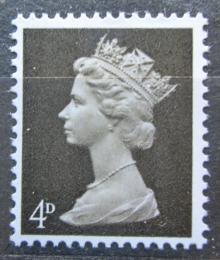 Poštovní známka Velká Británie 1967 Královna Alžběta II. Mi# 456 - zvětšit obrázek