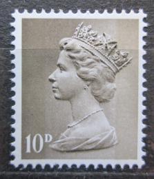 Poštovní známka Velká Británie 1968 Královna Alžběta II. Mi# 462 - zvětšit obrázek