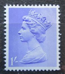 Poštovní známka Velká Británie 1967 Královna Alžběta II. Mi# 463 - zvětšit obrázek