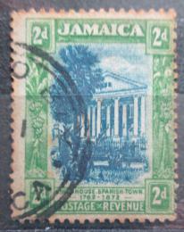 Poštovní známka Jamajka 1921 Královský palác Mi# 79 - zvětšit obrázek