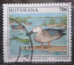 Poštovní známka Botswana 1997 Lžičák kapský Mi# 638 - zvětšit obrázek