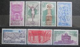 Poštovní známky Španělsko 1971 Svatý rok Mi# 1942-48 - zvětšit obrázek