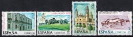 Poštovní známky Španělsko 1975 Španělsko-americká historie Mi# 2186-89 - zvětšit obrázek