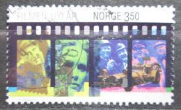 Poštovní známka Norsko 1996 Norský film, 100. výročí Mi# 1215 - zvětšit obrázek