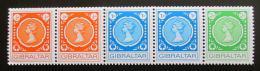 Poštovní známky Gibraltar 1971 Královna Alžběta II., z automatu Mi# 276-78 - zvětšit obrázek