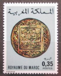 Poštovní známka Maroko 1976 Stará mince Mi# 823 - zvětšit obrázek